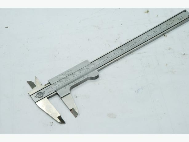 "Kanon (Japan) inch metric 6"" vernier"