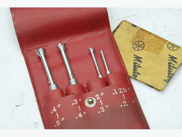 Mitutoyo small hole gauges 154-901