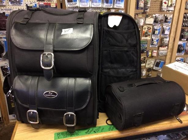 Saddleman S3500 Motorcycle Travel Bag