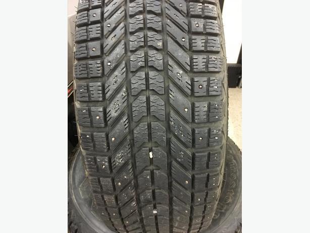 Firestone Winterforce Tires >> 4 x 265/70R17 Firestone Winterforce Studded Tires West Regina, Regina