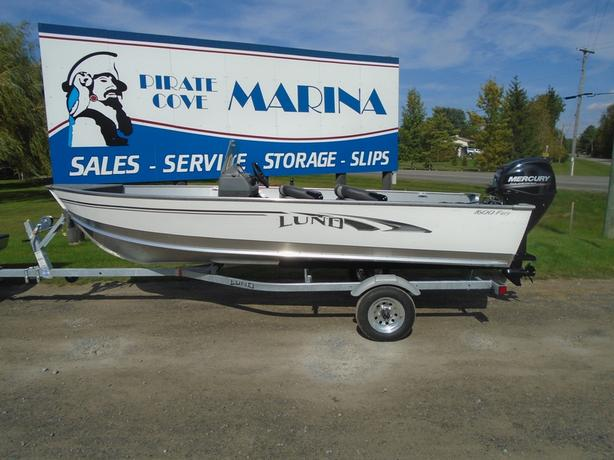2018 Lund 1600 Fury SS White for sale - LF1698