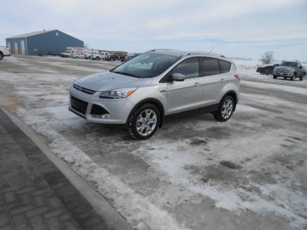 2016 Ford Escape Titanium 7X108A