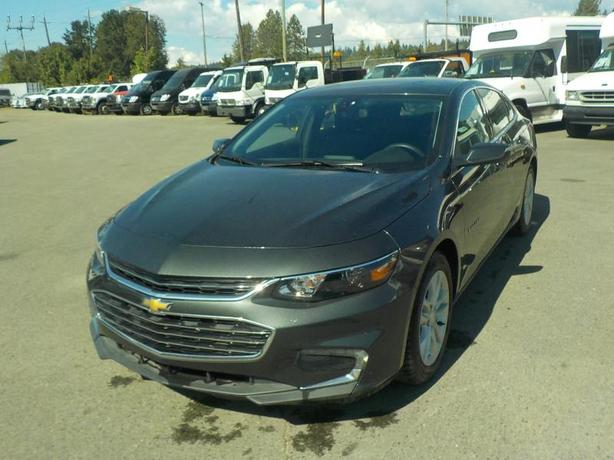 2017 Chevrolet Malibu 1LT 4 Door Sedan