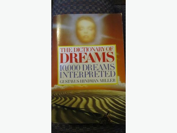 DICTIONARY OF 10,000 DREAMS INTERPRETED