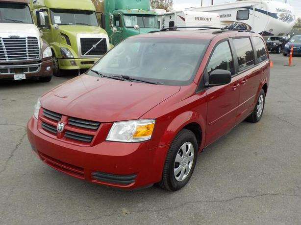 2009 Dodge Grand Caravan SE Stow N' Go