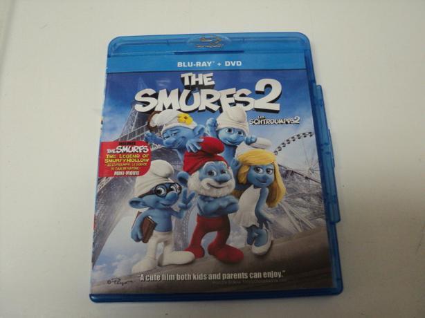 Smurfs 2 Bluray/Dvd Combo (ON HOLD)