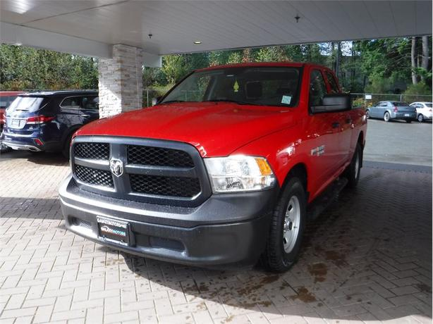 2015 Ram 1500 ST - QUADCAB 5.7L HEMI VVT V8 REGULAR BOX