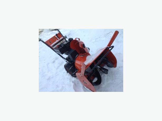 The Best MTD 826 Columbia Snowblower, electric start, snow