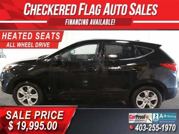2015 Hyundai Tucson W/ AWD-HEATED SEATS-ONLY 40724km