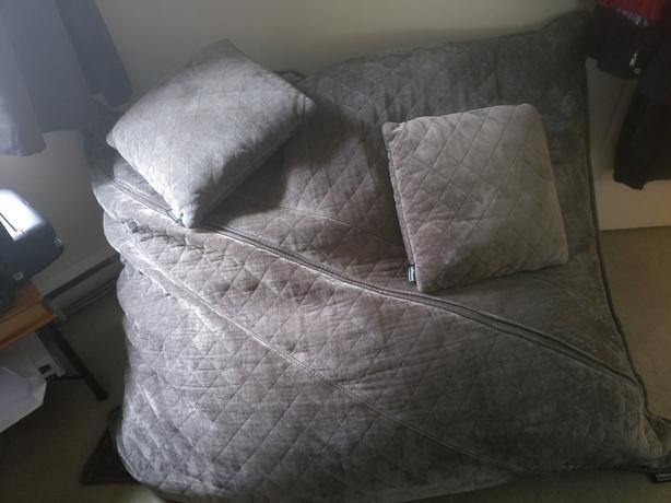 Lovesac Pillow Sac Bean Bag Chair Saanich Victoria