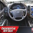 2010 Hyundai Santa Fe LIMITED-HEATED LEATHER-AWD-SUNROOF