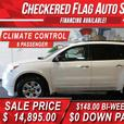 2011 Chevrolet Traverse LS W/ AWD-8 PASSENGER-DUAL CLIMATE-TRACTION