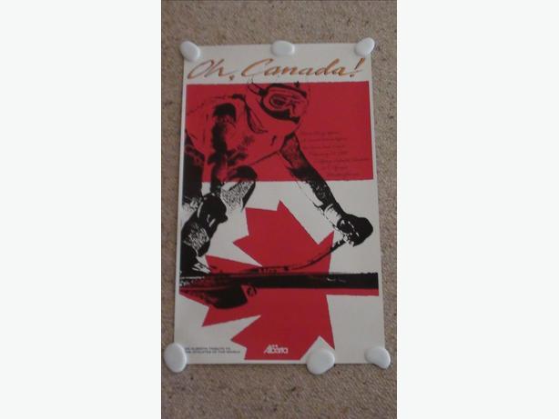 Rare Karen Percy Olympic Poster