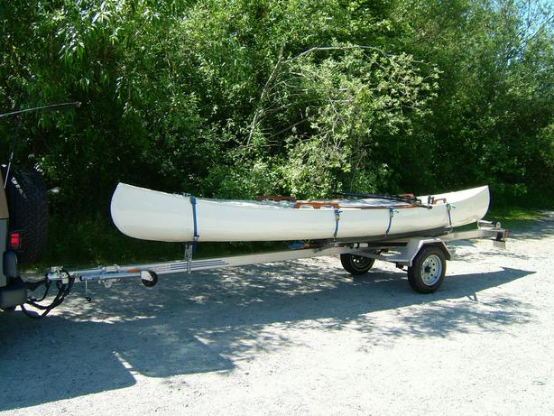  Log In needed $1,550 · Vintage Grumman rowing boat, trailer