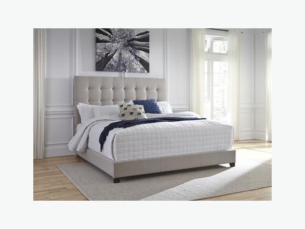 "New ""581"" Upholstered Bedframe"