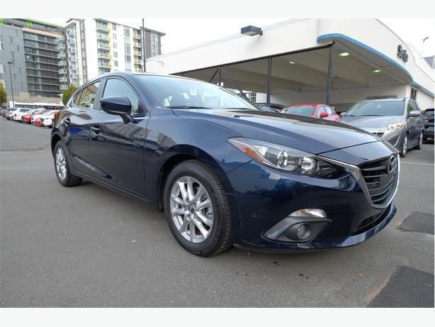 2015 Mazda Mazda3 Sport GS - Back-up Camera