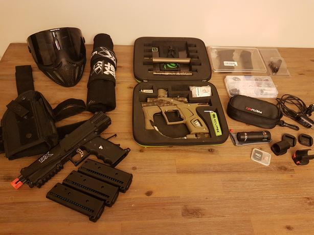 Paintball GearBag Sale