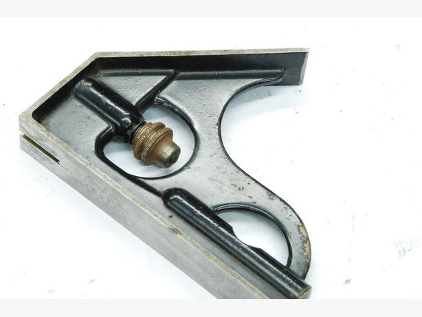 Starrett combination sq head