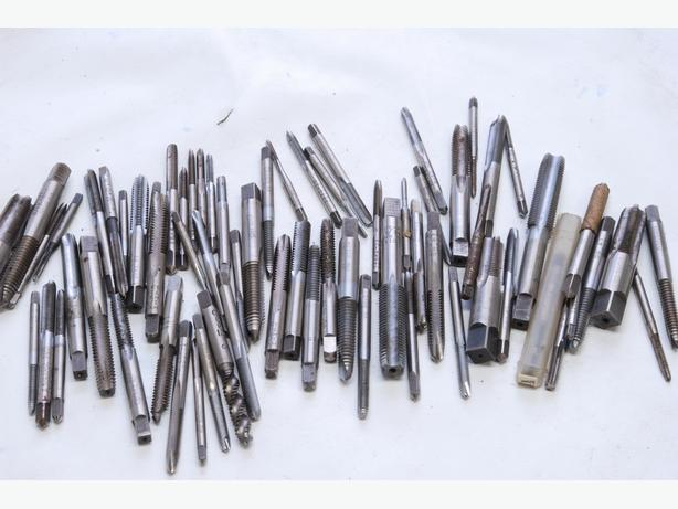 Large selection of small taps - approx. 65