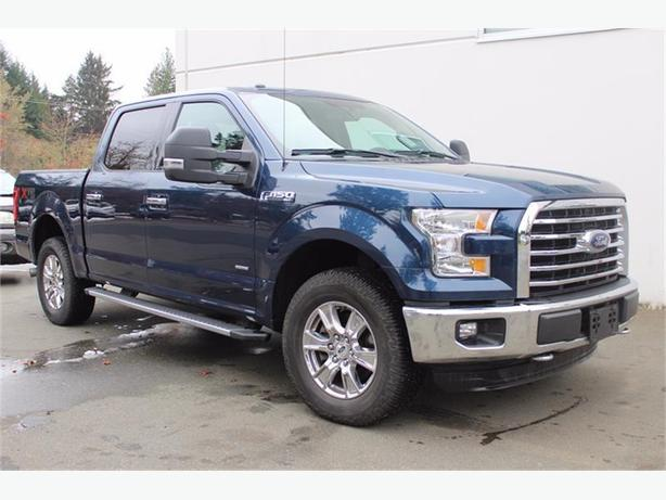 2016 Ford F-150 4WD SuperCrew 145""