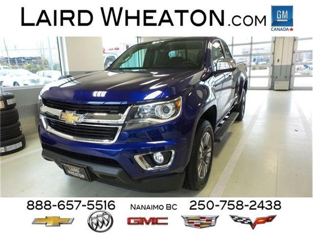 2015 Chevrolet Colorado 2WD LT Low Km's