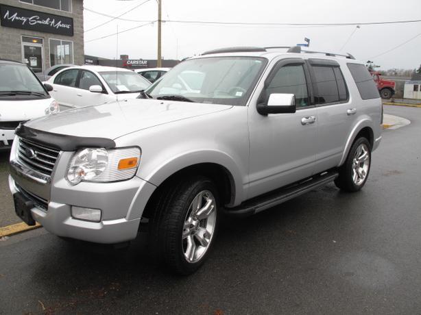 2009 Ford Explorer LTD, Six passenger, Rear DVD