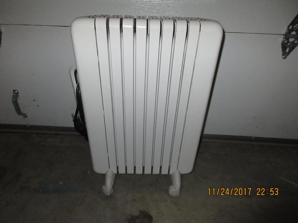 Located in Campbell River    Heater $20