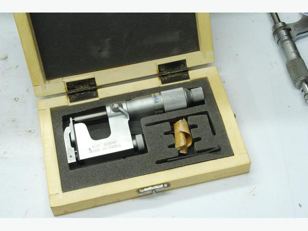 made in china anvil micrometer