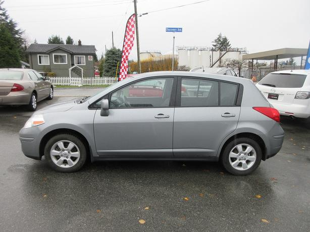 REDUCED! 2009 NISSAN VERSA SL 1.8L I4-POWER OPTIONS! WINTER TIRES!