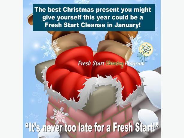 Give the gift of a Fresh Start to yourself this year