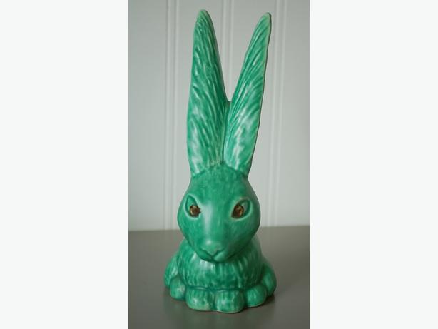1936 SylvaC Rare Green Harry The Hare - Registration # 815840
