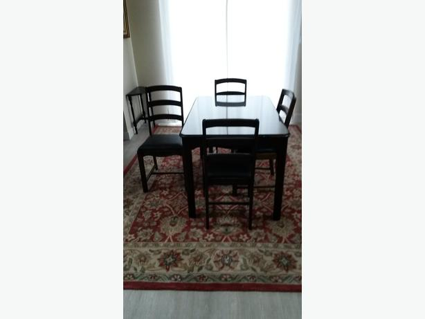 Hardwood Antique Dining Set