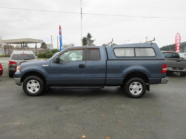2004 FORD F-150 XLT 5.4L V8-LOW KMS! BRAKE CONTROLLER!