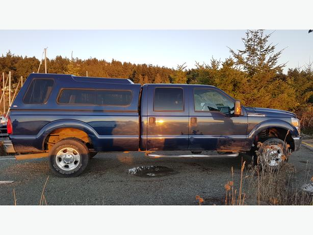 2011 Ford F250 - Long Box/Extended Cab 4x4