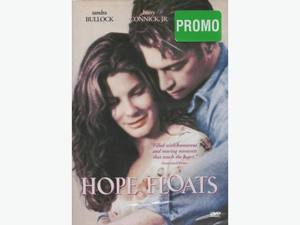 Hope Floats, Sandra Bullock, Harry Connick Jr. Brand New and Sealed DVD