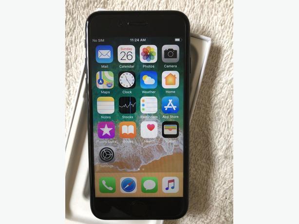 NEW APPLE iPHONE 7 UNLOCKED- 128 GB Matt Black (10 out of 10