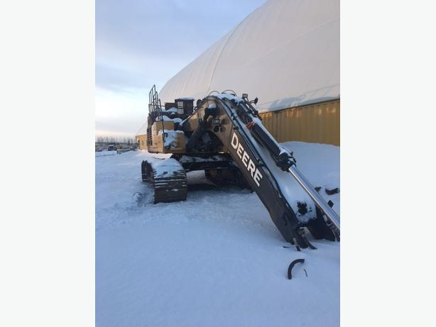 John Deere 470G LC Excavator Parts