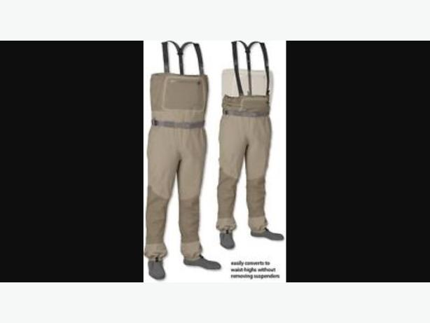 Orvis Convertable Waders