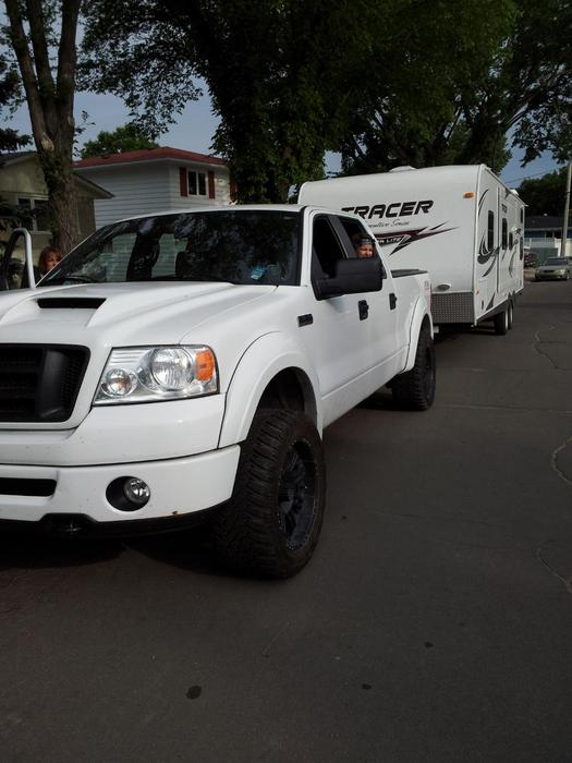 2007 ford f150 fx4 off road edition south regina regina. Black Bedroom Furniture Sets. Home Design Ideas