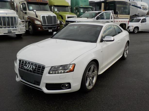2011 Audi S5 4.2 Premium Plus Coupe Quattro Tiptronic