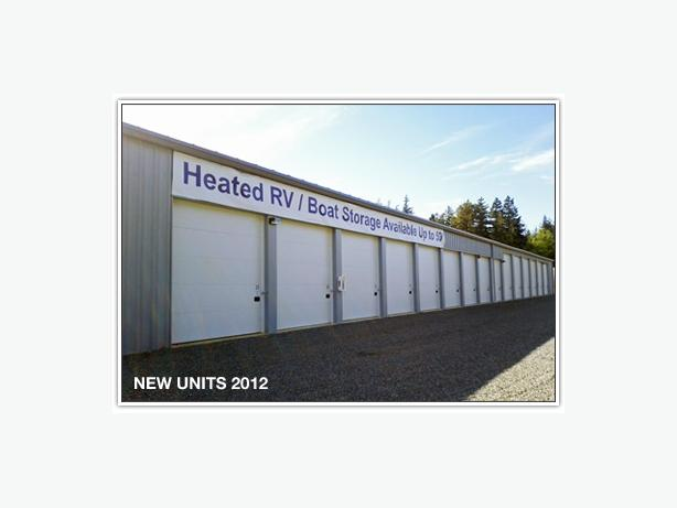 Large Storage Units Available