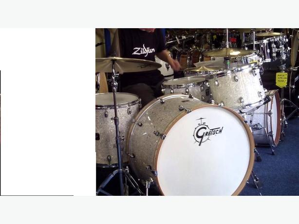 Gretsch kit  REDUCED! DOWNSIZING MUST SELL!