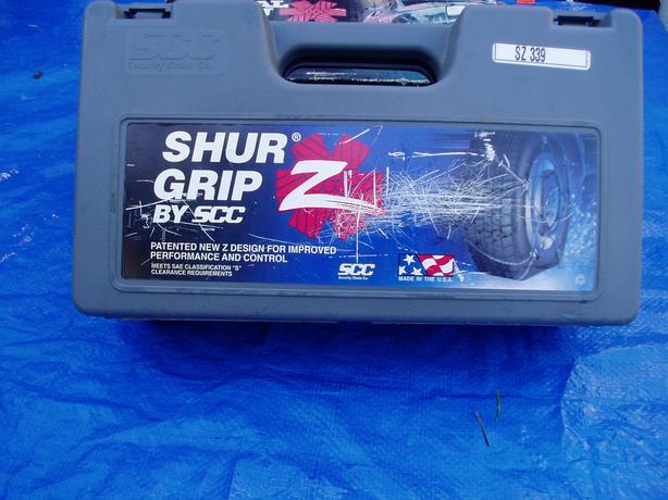 Tire Cables   Shur-Grip