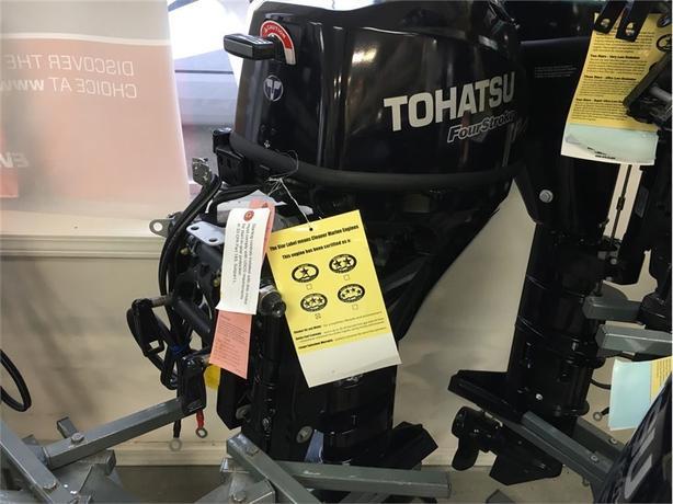 2018 Tohatsu MFS9.8BEPTL-S -