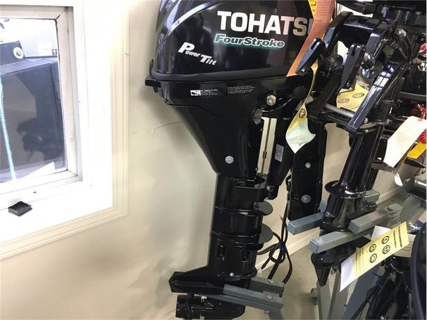 2018 Tohatsu MFS9.8BEPTUL-S -