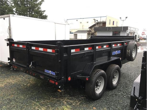 2018 Load Trail Dump Trailer -