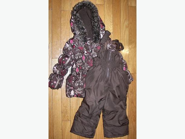 Size 2 Toddler Snow Suit