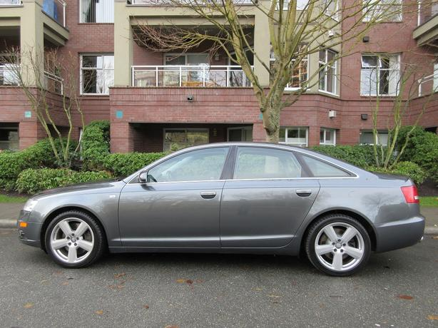 2008 Audi A6 4.2 Quattro - ON SALE! - NO ACCIDENTS!