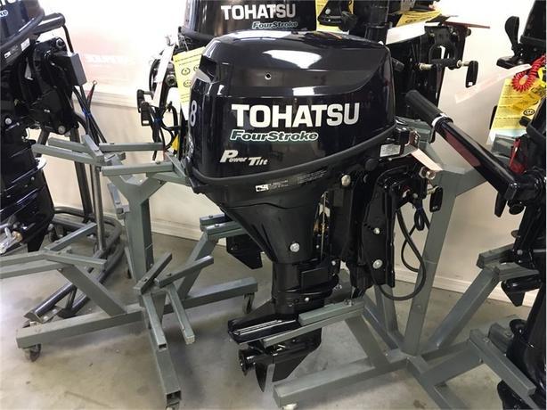 2017 Tohatsu MFS9.8ABEPTS -
