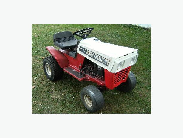 WANTED:  LAWN TRACTORS
